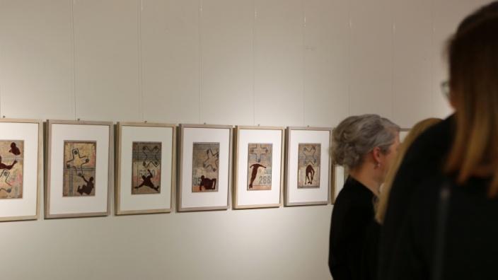 Neue Kunstausstellung in der CDU-Fraktion