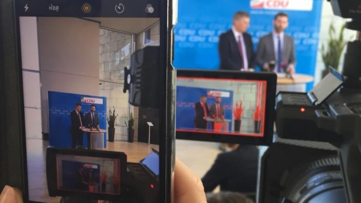 Positionspapier der CDU-Landtagsfraktion Nordrhein-Westfalen zur Digitalisierung