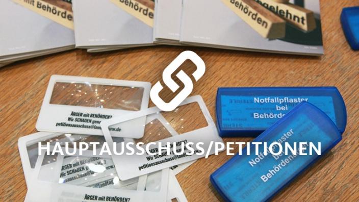 Hauptausschuss/Petitionen